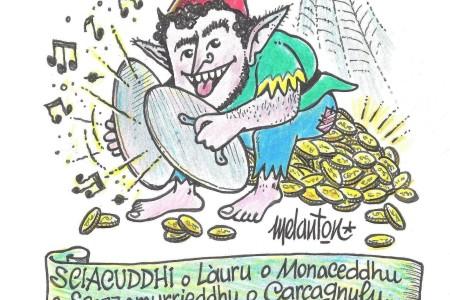 Il folletto dispettoso del Salento: lo scazzamurrieddhu